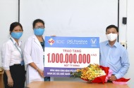 DHG Pharma supports the frontline hospitals in preventing epidemics